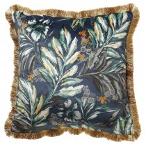 Scatterbox Jupiter Cushion, 45cm x 45cm, Blue