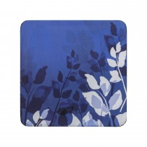 Denby Foliage Blue Coasters Set of 6
