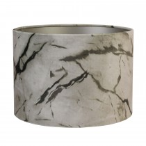 Ceiling Shade Cylinder Marble