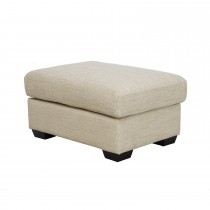 Casa Chicago Fabric Footstool
