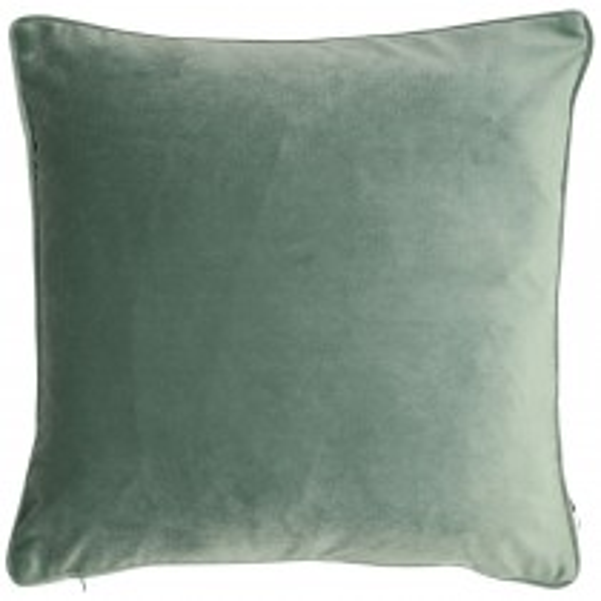 Malini Luxe Eucalyptus Cushion, 50cmx50cm, Green