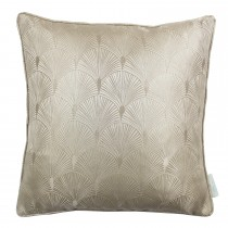 The Châteaus By Angel Strawbridge Blakely Piped Cushion, 43cm x 43cm, Antique