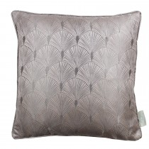 The Châteaus By Angel Strawbridge Blakely Piped Cushion, 43cm x 43cm, Blush
