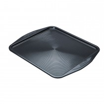 Circulon Square Baking Tray, 30cm, Black