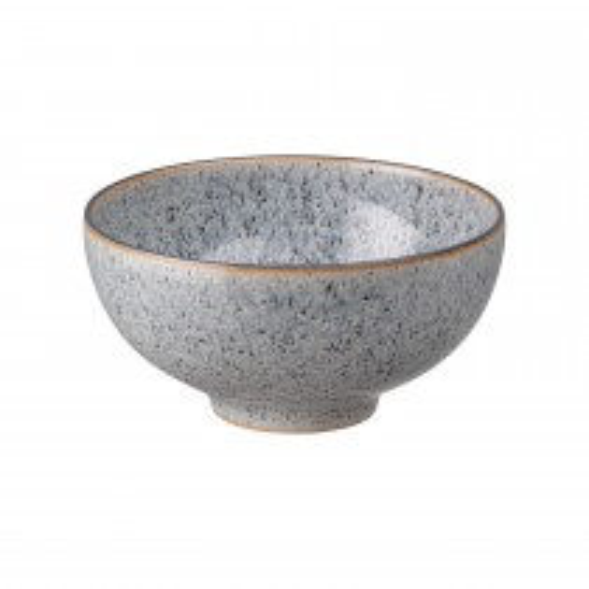Denby Studio Grey Rice Bowl, Grey