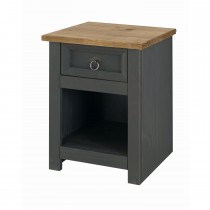 Core Products Connor Carbon 1drw Bedside 1 Draw