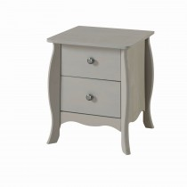 Core Products Pearl 2drw Bedside 2 Draw