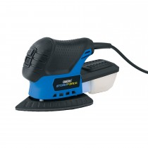 Draper Storm Force Tri Base Detail Sander 75w
