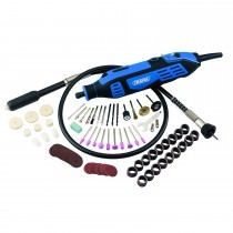 Draper Rotary Multi Tool Kit 113 Piece