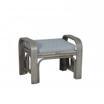 Cane Industries Lupo Footstool
