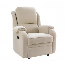 Vale Upholstery Roma Power Recliner Fabric Chair