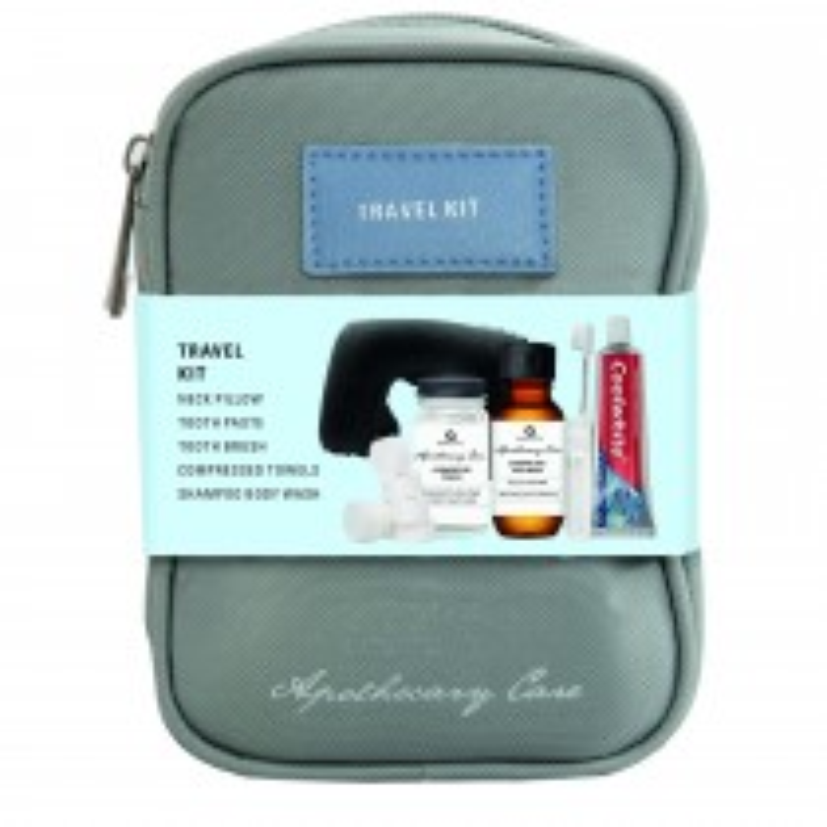 Aroma Home Apothecary Travel Kit, Grey