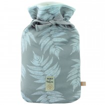 Aroma Home Stone Fern Nature Hot Water Bottle, 2L, Beige