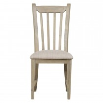 Lilly Dining Chair, Grey