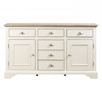 Lilly Large Sideboard, Grey