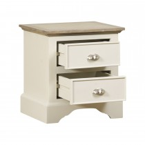 Lilly Lamp Table, Grey