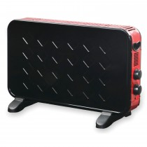 Kingavon 2kw Convector Heater, Black