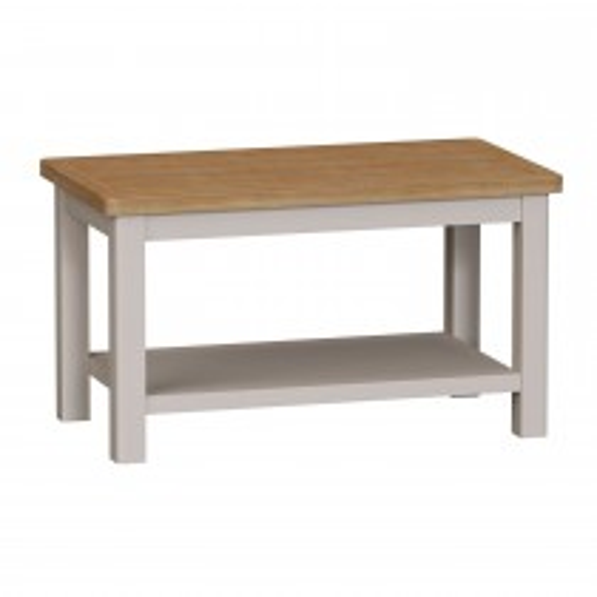 Casa Portland Coffee Table, Small, Grey