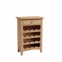 Casa Kington Wine Cabinet, Brown