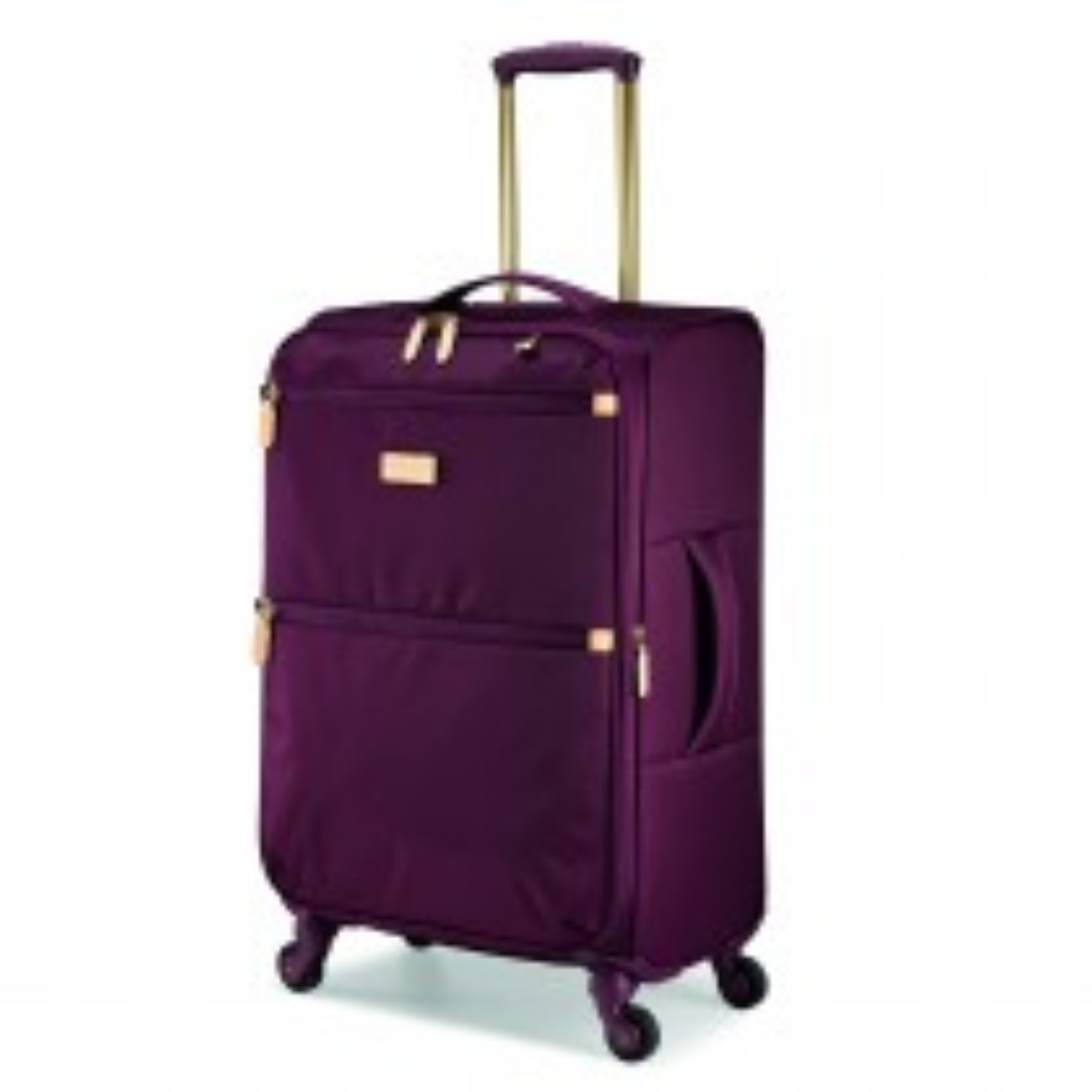 Radley Travel Essentials 4 Wheel Case Medium, Burgundy