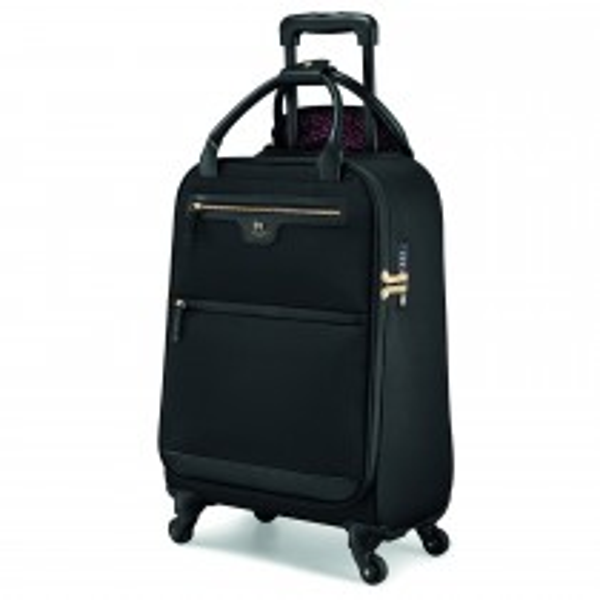 Radley Premium Softside Case 4 Wheel, Black