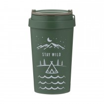 Typhoon Pure Stay Wild Travel, Green