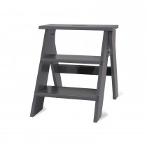 Garden Trading Step Stool, Charcoal