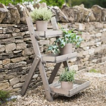 Garden Trading Aldsworth Pot Ladder, Spruce