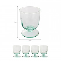 Garden Trading Broadwell Wine Glasses X 4, Glass