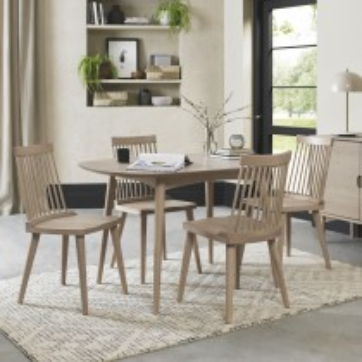Ottawa 4str Table & 4 Chairs