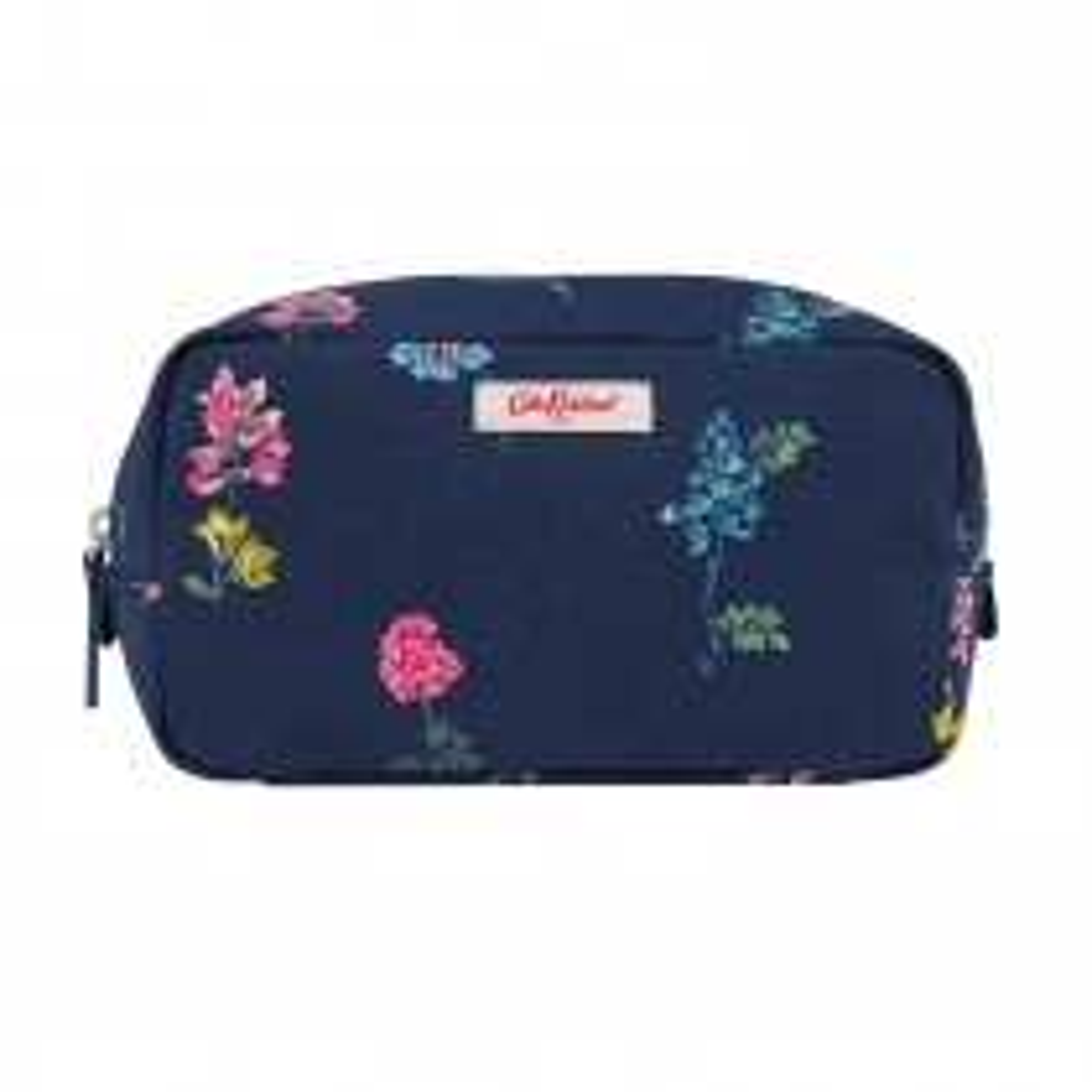 Cath Kidston Twilight Sprig Cosmetic Bag, Navy