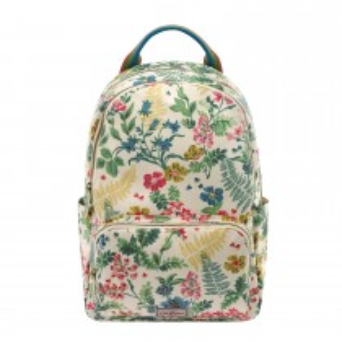 Cath Kidston Twilight Garden Pocket Backpack, Cream