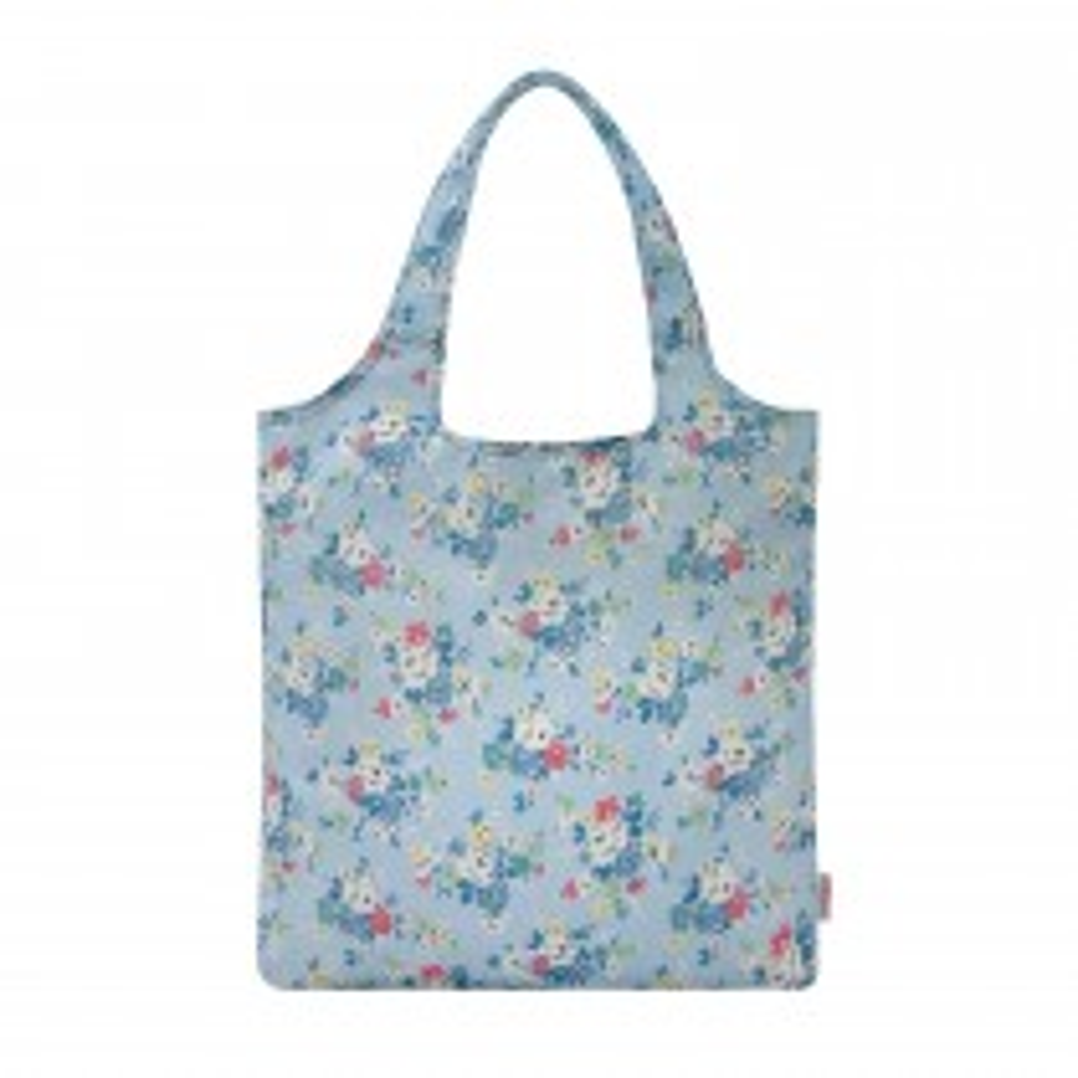 Cath Kidston Rose Foldaway Shopper, Pink