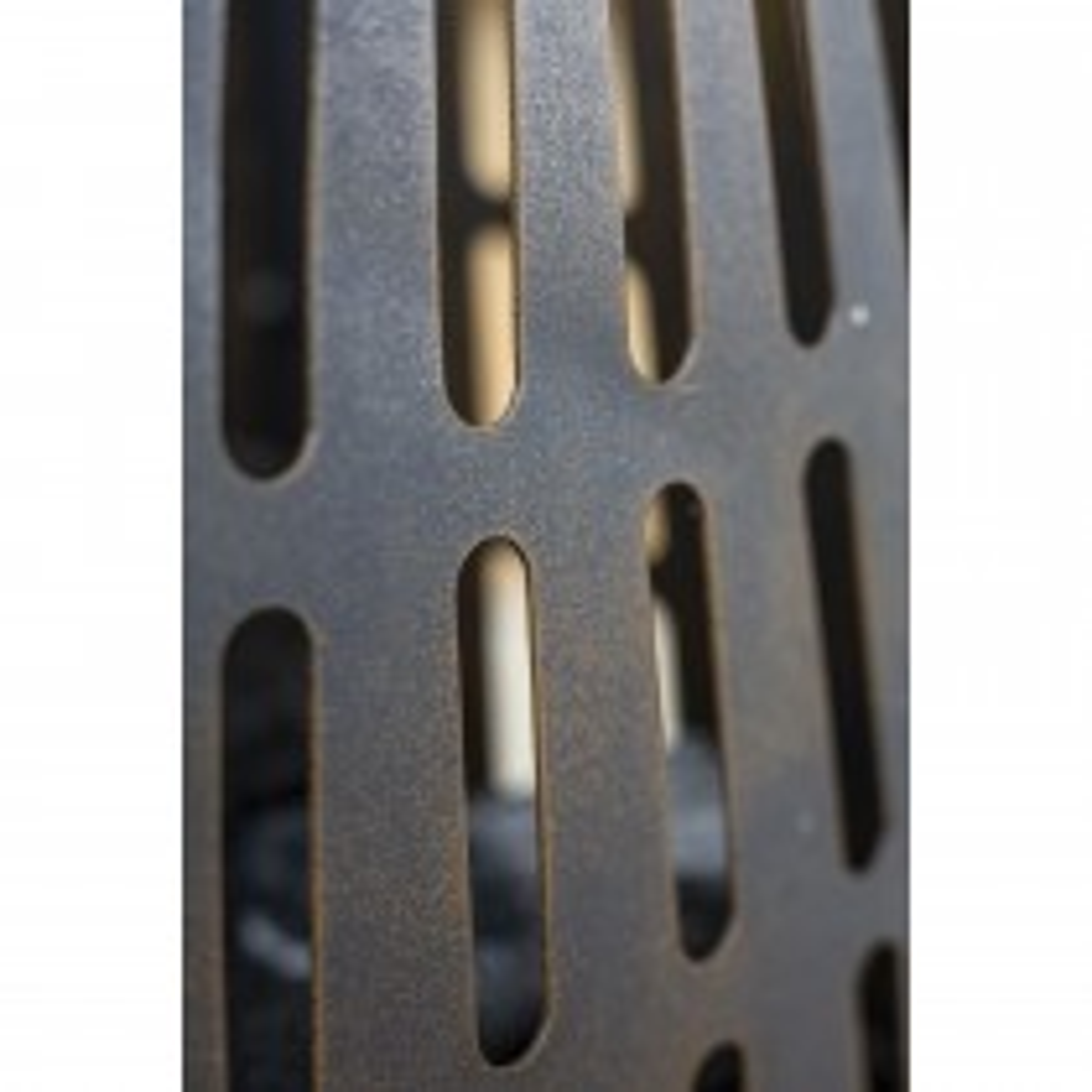 La Hacienda Anubis Steel Laser Firebasket, Bronze