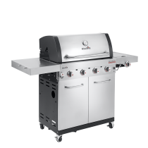Char-broil Professional 4600 S Gas Bbq, Stainless Steel