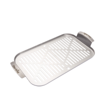 Char-broil Grill+ Bbq Topper, Stainless Steel