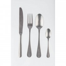 Artisan Street, 16 Piece Cutlery Set, Stainless Steel