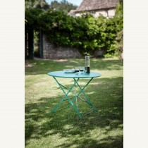 Garden Trading Rive Droite Bistro Table, Large, Green