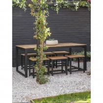 Garden Trading Camley Table Set, Large