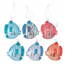 Boltze Lizzy Fish Bauble