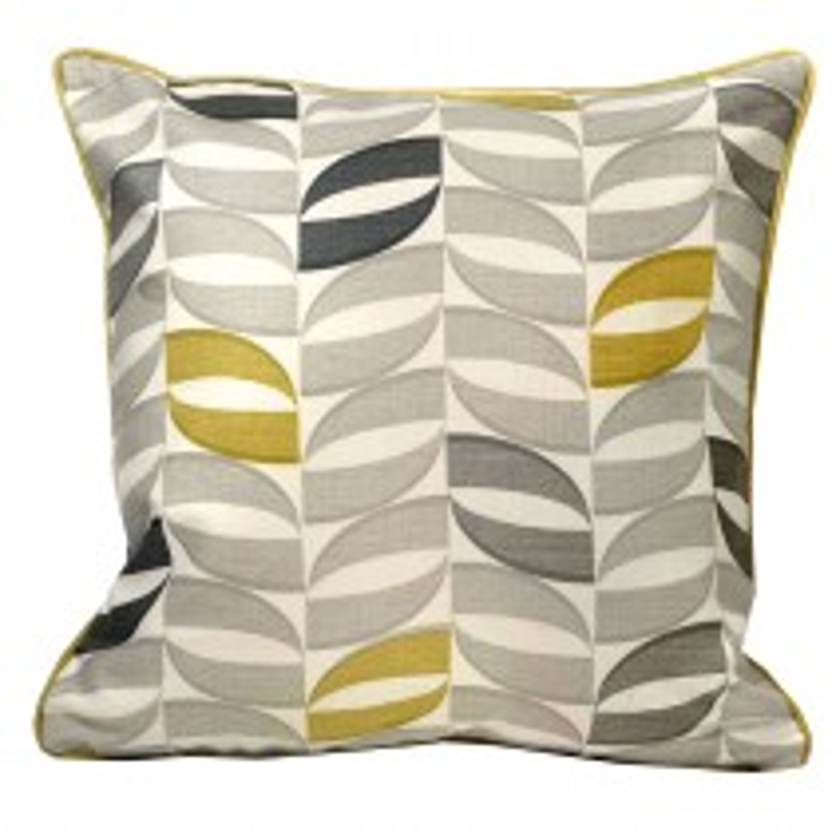 Copeland Cushion, 43x43, Ochre