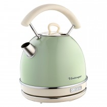 Ariete Vintage Dome Kettle, Pastel Green