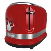 Ariete Moderna 2 Slice Toaster, Red