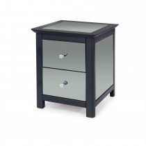 Casa Aiva 2 Drawer Bedside Chest