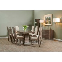 Lucca Extending Table & 6 Chairs