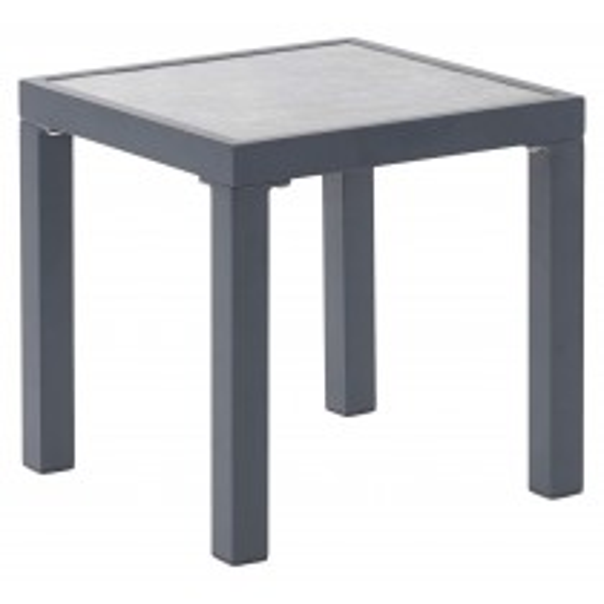 Bramblecrest La Rochelle High Side Table, Cobble