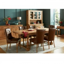 Casa Granada Extending Table & 6 Chairs Dining Set