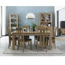 Casa Toledo Extending Dining Table & 6 Chairs