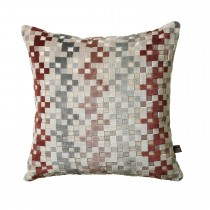 Scatterbox Puzzle Cushion, Blush