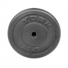 York 7.5kg Cast Iron Disc